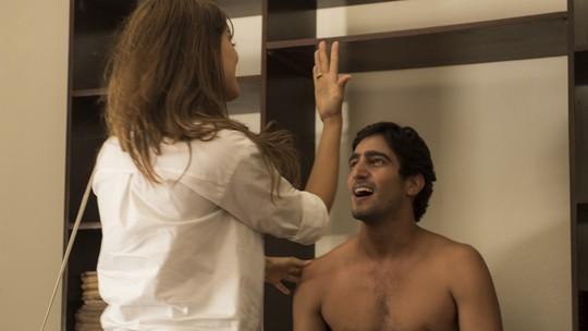"""""""Casamento"""" de Alice e Renato movimenta a web"""