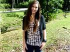 Lívian Aragão revela: 'Está sendo um desafio trabalhar sem o meu pai'