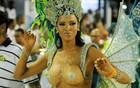 Ariadna diz que vai ficar na Vila Santa Tereza (Alexandre Durão/G1)