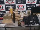 Operações em Sertãozinho e Ribeirão Preto prendem 3 suspeitos de tráfico