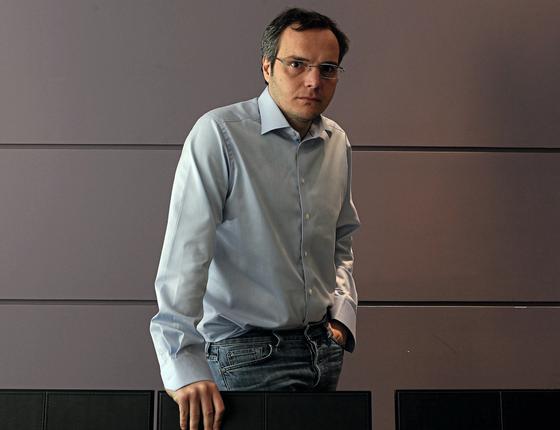 Lúcio Bolonha Funaro, delator do Mensalão (Foto:  HÉLVIO ROMERO/ESTADÃO CONTEÚDO)