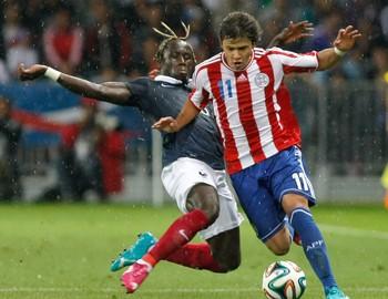 Oscar Romero Seleção Paraguai (Foto: Agência Getty Images)