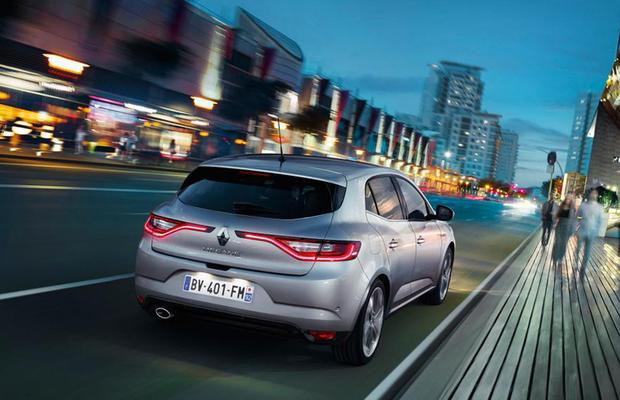 Renault Megane (Foto: divulgação)