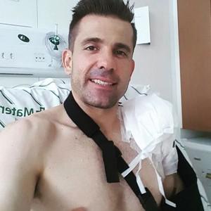 Victor, goleiro do Atlético-MG (Foto: Reprodução/ Instagram)