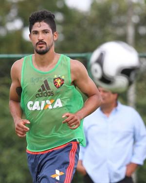 Túlio de Melo Sport (Foto: Aldo Carneiro / Pernambuco Press)