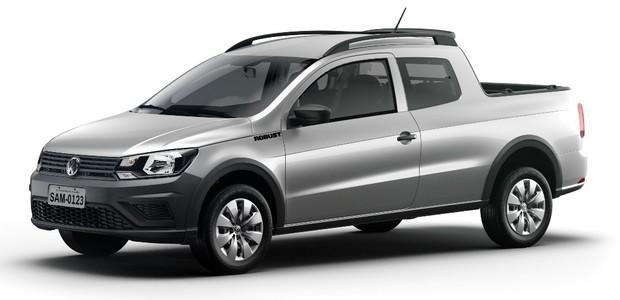 Volkswagen Saveiro Robust cabine estendida (Foto: Divulgação)