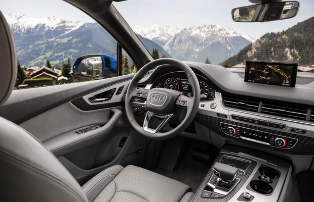 Novo Audi Q7 (Foto: Divulgação)