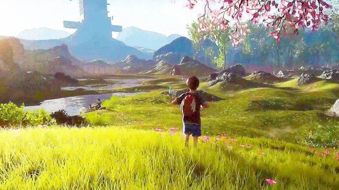 Seasons of Heaven é o primeiro jogo independente exclusivo anunciado para Nintendo Switch e conta com belos gráficos (Foto: Reprodução/YouTube)