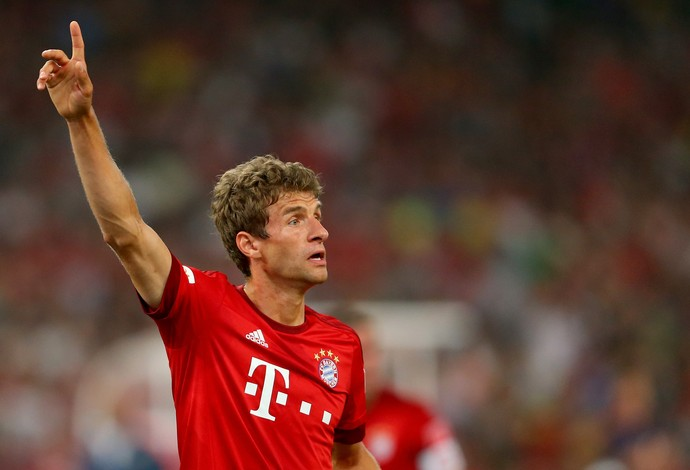 Thomas Müller Bayern (Foto: AFP)