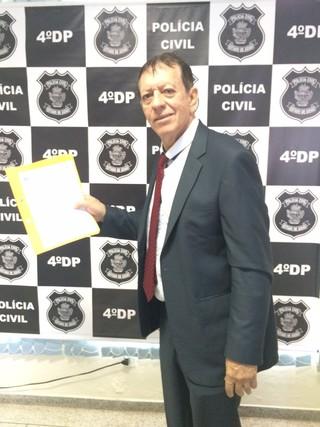 Eli José de Oliveira (Foto: EGO)