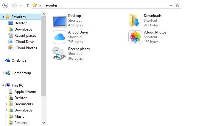iCloud Drive já está disponível no Windows (Foto: Aline Jesus/Reprodução)