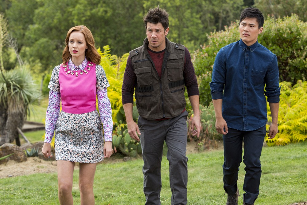 """""""And the Eternal Question"""" (8Ep3T) (Foto: Canal Universal)"""