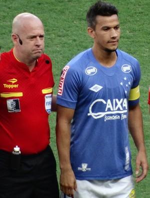 27b53f7be5 Cruzeiro estreia terceiro uniforme contra Santos (Foto  Maurio Paulucci)