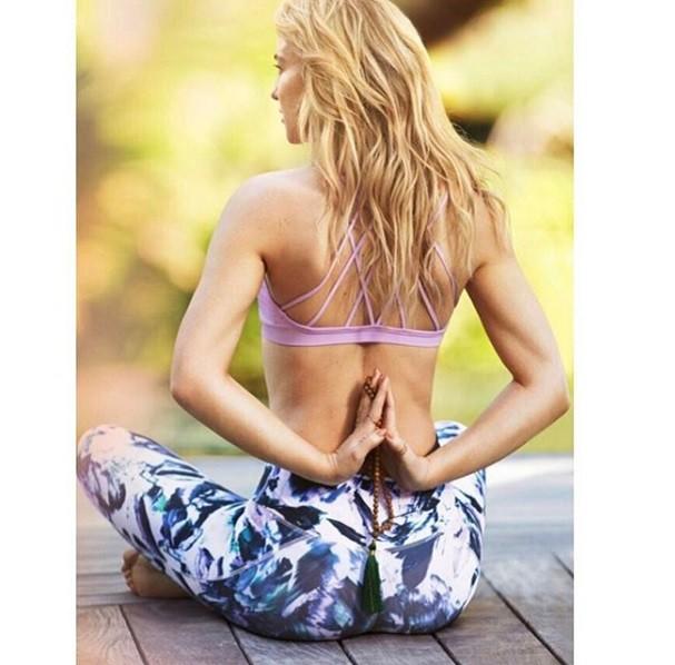 ioga (Foto: Reprodução Instagram)