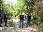 Jovem é morto a tiros em área de mata na Colina do Aleixo em Manaus