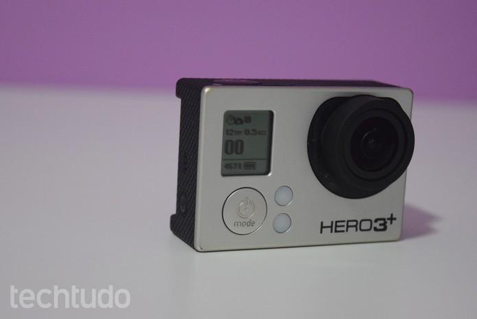 Em seguida, desligue e ligue novamente a câmera e certifique-se de que o contador de arquivo mostra 00  (Foto: Juliana Pixinine/TechTudo)