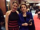 Leandra Leal, Fernanda Montenegro e mais vão ao 'Emmy Internacional'