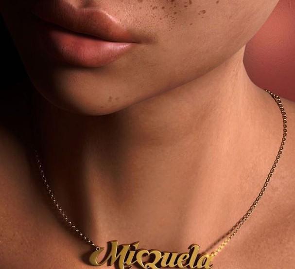 Lil Miqueli: a robô influencer (Foto: Reprodução)