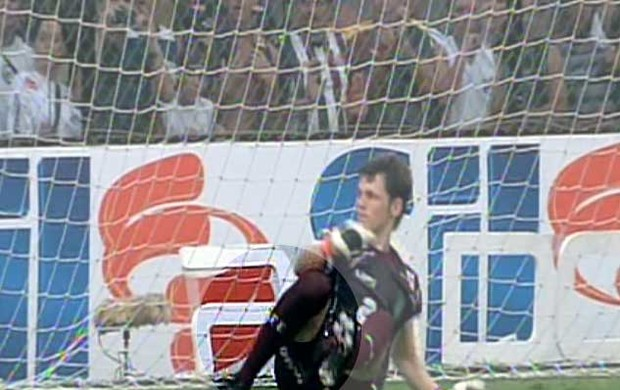 Renan goleiro Guarani Bugre (Foto: Reprodução PFC)