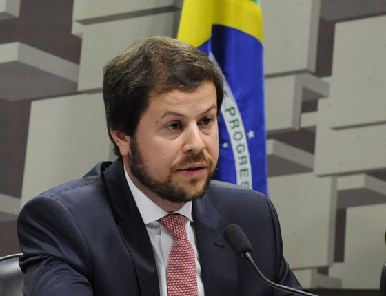 Gustavo Gonzales, novo diretor da CVM (Foto: Agência Senado)