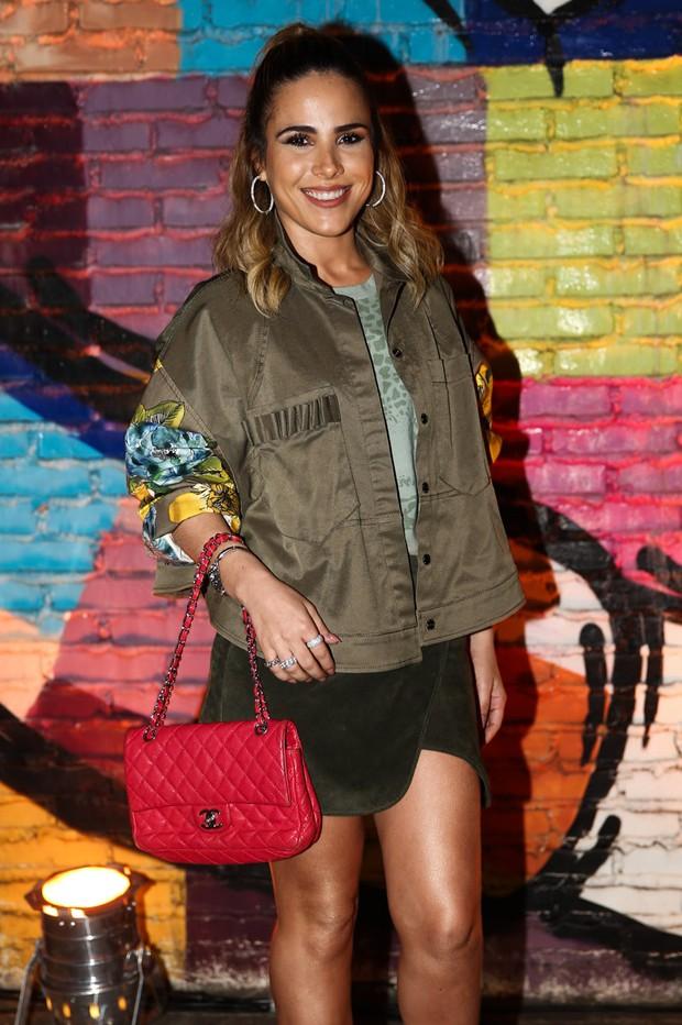 Wanessa Camargo (Foto: Manuela Scarpa / PhotorioNews)
