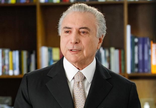 Temer  o povo brasileiro não é afeito à depredação - Época NEGÓCIOS ... 2e4f3fc35c5f