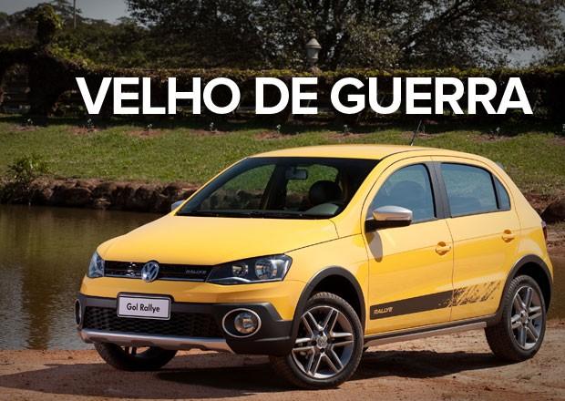 carros mais vendidos por estado 2015 - gol (Foto: Divulgação)