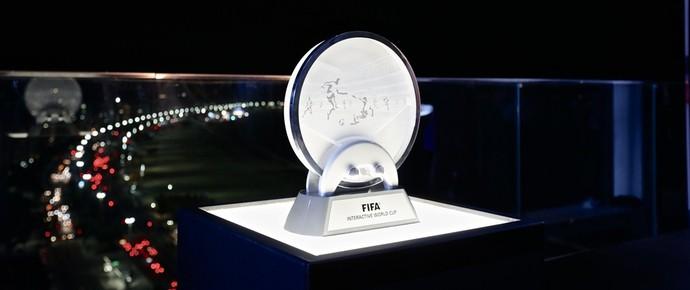 troféu; FIWC; Mundial; Fifa (Foto: Divulgação / Fifa)
