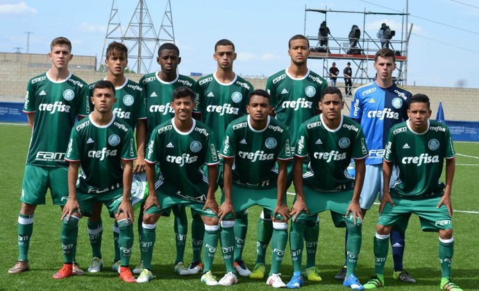Palmeiras Sub-17 (Foto: Divulgação)