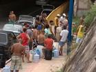 Adutora não é recuperada e falta de água completa 5 dias em Salvador