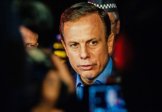O prefeito de São Paulo, João Doria (PSDB) (Foto: Leon Rodrigues/SECOM)