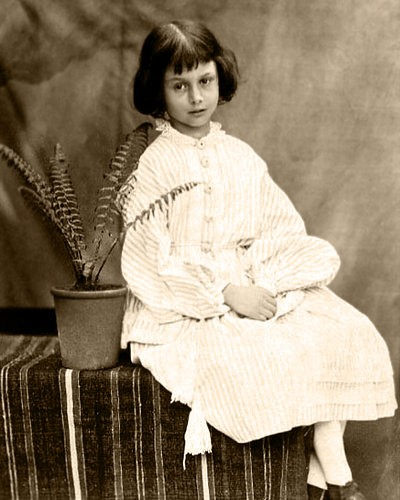 Alice Liddell (Foto: Wiki Commons)