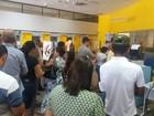 Clientes lotam agências após fim de greve dos bancários no Tocantins