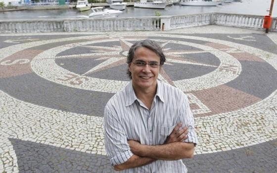 O publicitário Renato Pereira, responsável pelas campanhas eleitorais de Sérgio Cabral (Foto: Marcelo Carnaval / O Globo)