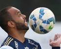 Botafogo faz consulta por Alecsandro e discute nome como reforço em 2016