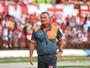 """""""Sou um vencedor"""", diz Mazola Jr., após vitória do CRB na primeira final"""