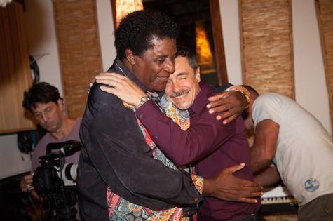 Toni Tornado e Charles Gavin (Foto: Divulgação)