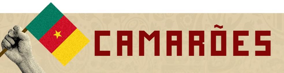 Camarões é o atual campeão africano (Foto: Infoesporte)