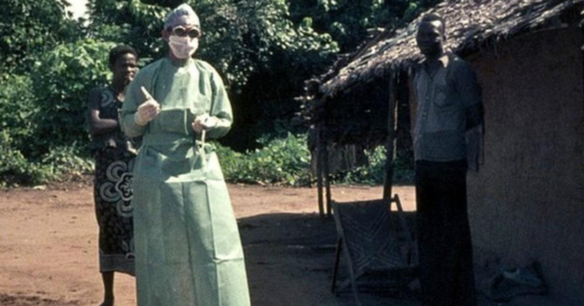 Ebola: Vírus que mata 90% dos doentes chegou à Europa em garrafa térmica em 1976