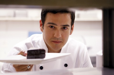 Marcos Veras aprendeu a cozinhar para 'Babilônia' (Foto: Gustavo Stephan )