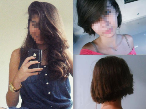 cabelo (Foto: Aline Alencar/Arquivo Pessoal)