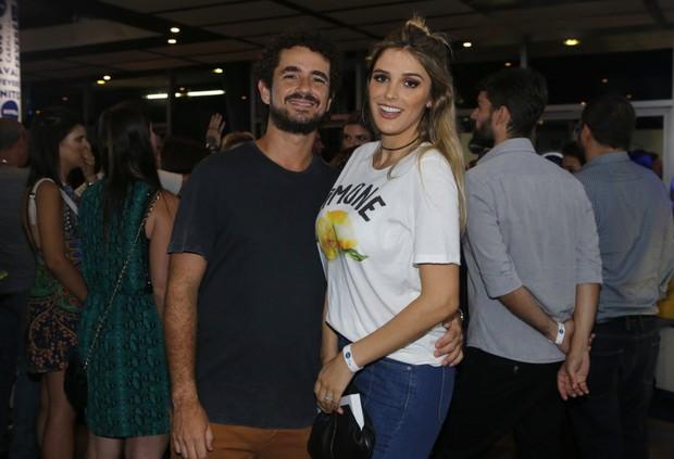 Felipe Andreoli e Rafa Brites  (Foto: Marcos Serra Lima / Ego)