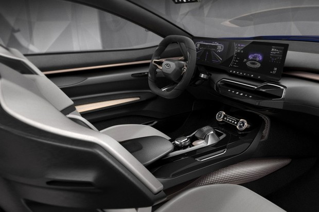 Chery Tiggo Coupe Concept (Foto: Divulgação)