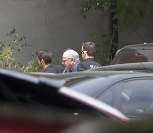 O ex-diretor da Petrobras Renato Duque foi preso pela Polícia Federal nesta segunda-feira (16) no Rio de Janeiro (Foto: Márcia Foletto / Ag. O Globo)