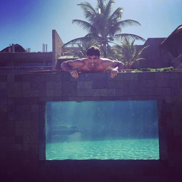 Cauã Reymond (Foto: Reprodução / Instagram)