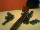 Polícia apreende armas que seriam de fazendeiro morto em chacina