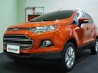 Ford lança pré-venda do novo EcoSport, mas não divulga preço