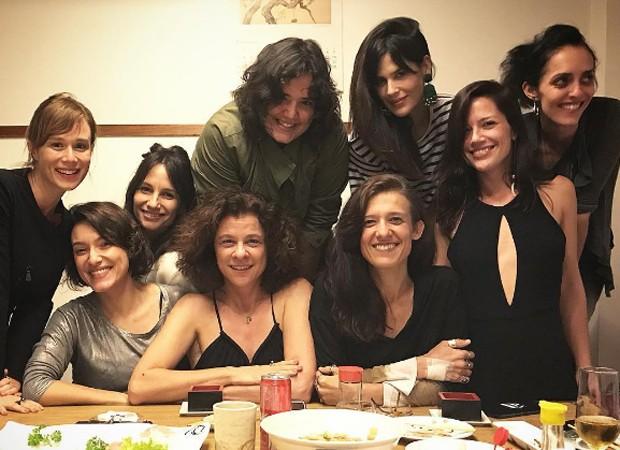 Natália Lage comemora aniversário cercada por amigas (Foto: Reprodução/Instagram)