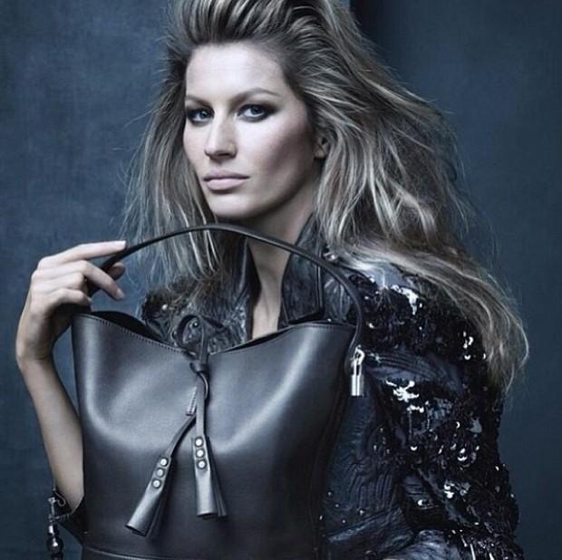 Gisele Bündchen e outras musas posam para a última campanha de Marc Jacobs na Louis Vuitton