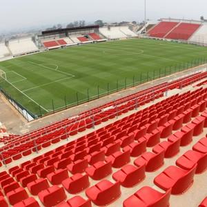 Arena do Jacaré, será usada pelo Uruguai em Sete Lagoas para a Copa do Mundo (Foto: Divulgação)
